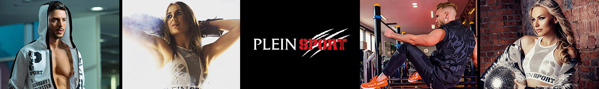 1344ccb1a7 Philipp Plein Sport LOGO Fekete / Fehér - Ingyenes Kiszállítás ...