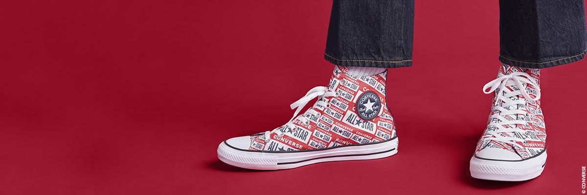 Az elmaradhatatlan sneakers