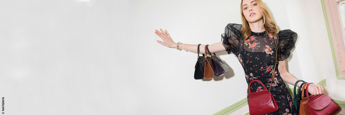Mini táska, maxi look